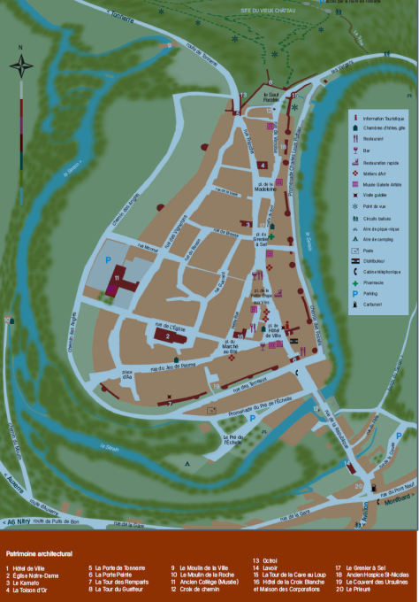 stadplan noyers