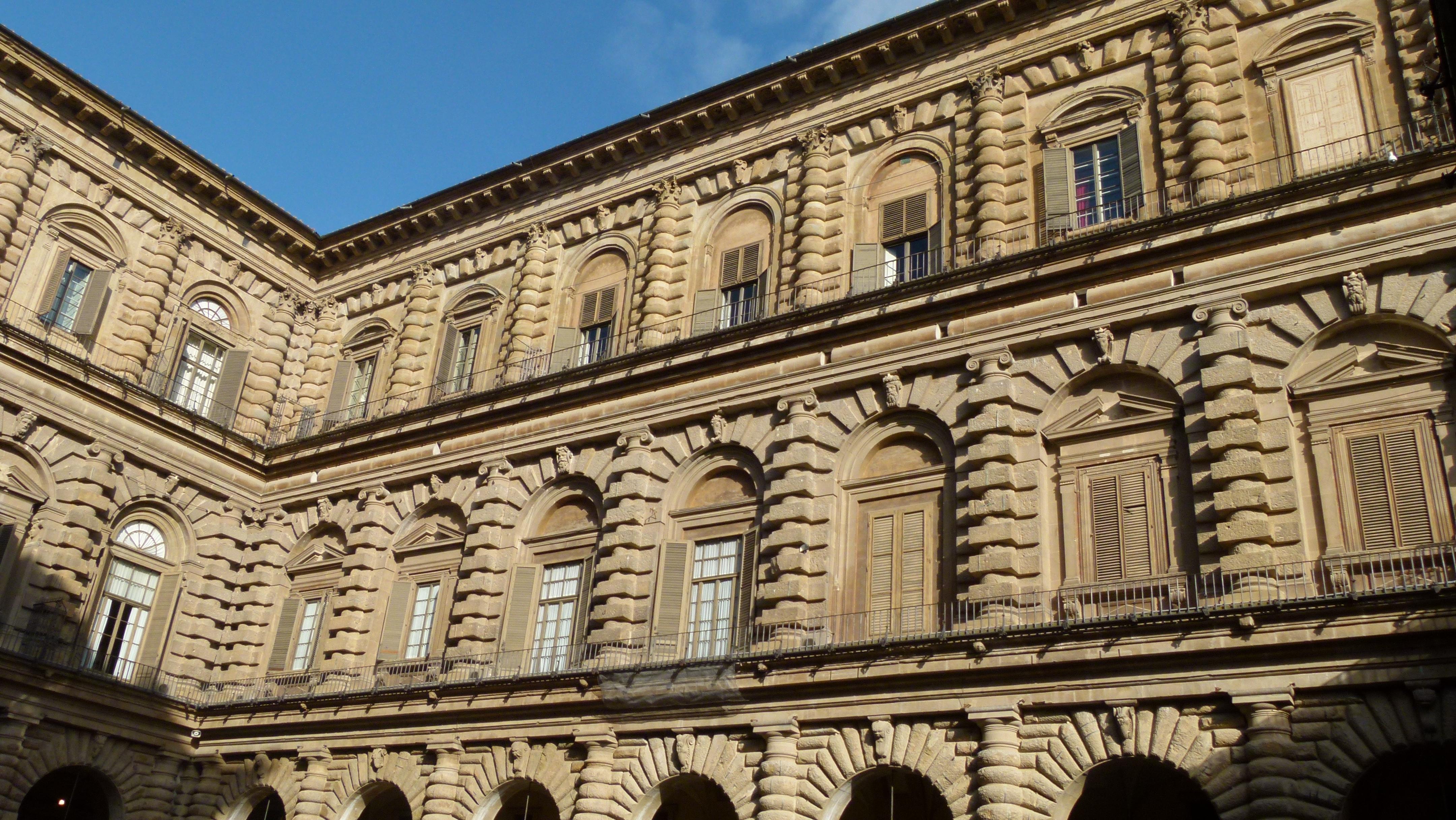 Palazzo pitti petra peters for Palazzo pitti